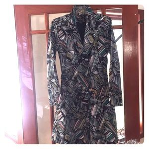 Jackets & Blazers - Duro Olowu for JCP double breasted trench!